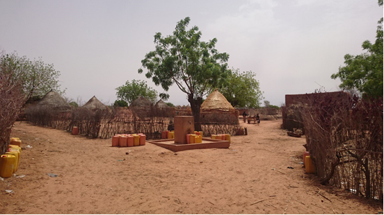 Story from the field – Research visit in Niamey – Vittorio Sessa's story (ITT) –