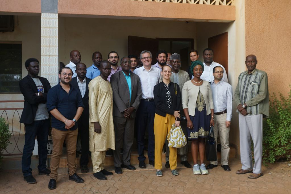 RARSUS Closing Workshop in Niamey, Niger